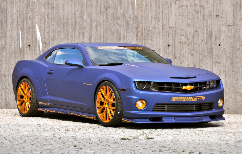 Photo wallpaper Chevrolet, Camaro, Design, Tuning, Geigercars, 2SS
