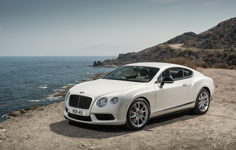 Photo wallpaper Bentley, Continental