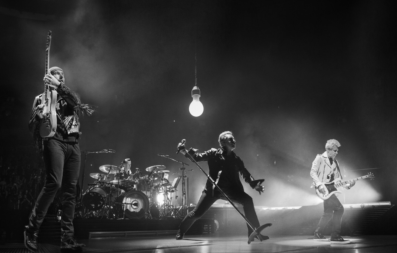 Wallpaper 2015, Adam Clayton, The Edge, Bono, Larry Mullen
