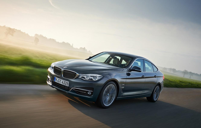 Photo wallpaper BMW, BMW, Gran Turismo, 3-Series, F34