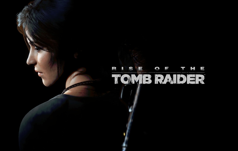Photo wallpaper game, lara croft, rise of tomb raider
