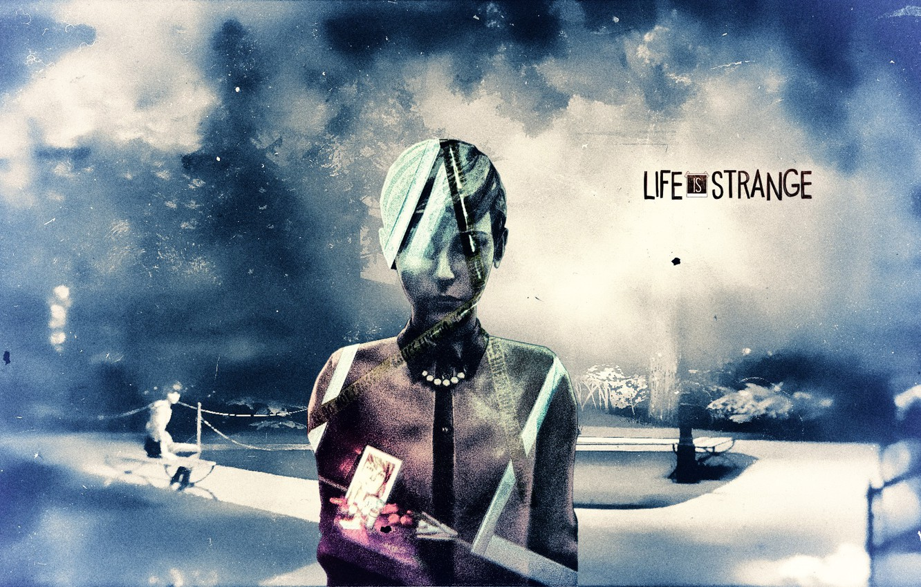 Wallpaper Sadness The Game Fan Art Life Is Strange Max
