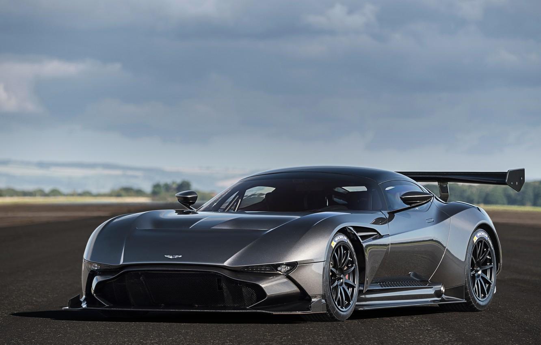 Photo wallpaper Aston Martin, 2015, Vulcan