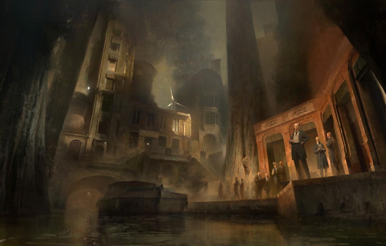 Wallpaper Game Bethesda Arkane Studios Dishonored 2