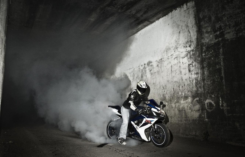 Photo wallpaper motorcycle, Suzuki, GSX-R1000