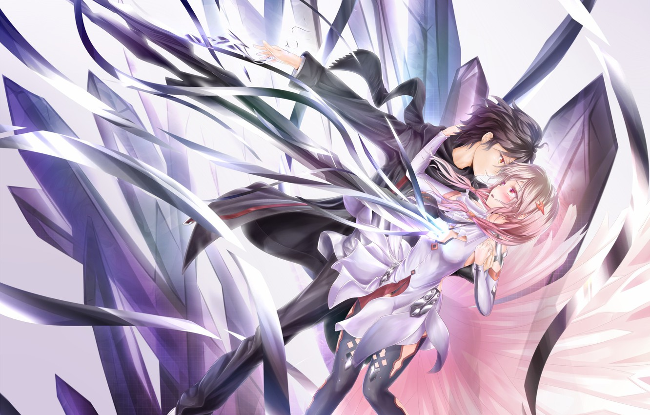 download anime guilty crown