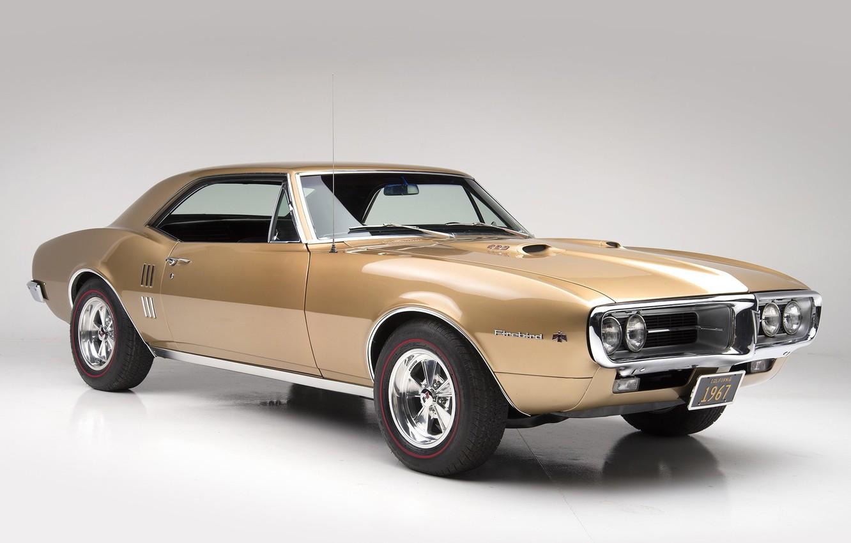 Photo wallpaper muscle car, muscle car, 1967, pontiac, Pontiac, firebird