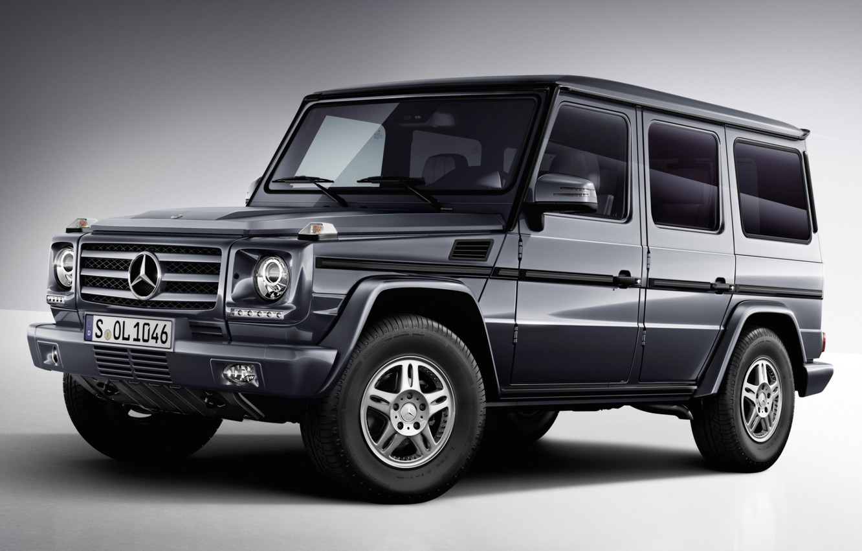 Photo wallpaper background, Mercedes-Benz, Mercedes, jeep, SUV, the front, g, Gelandewagen, g-class, Bluetec, G-class, G350
