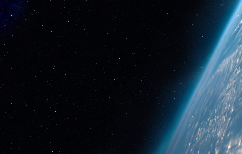 Photo wallpaper widescreen, space, star, Earth, cosmos, planet, galaxy
