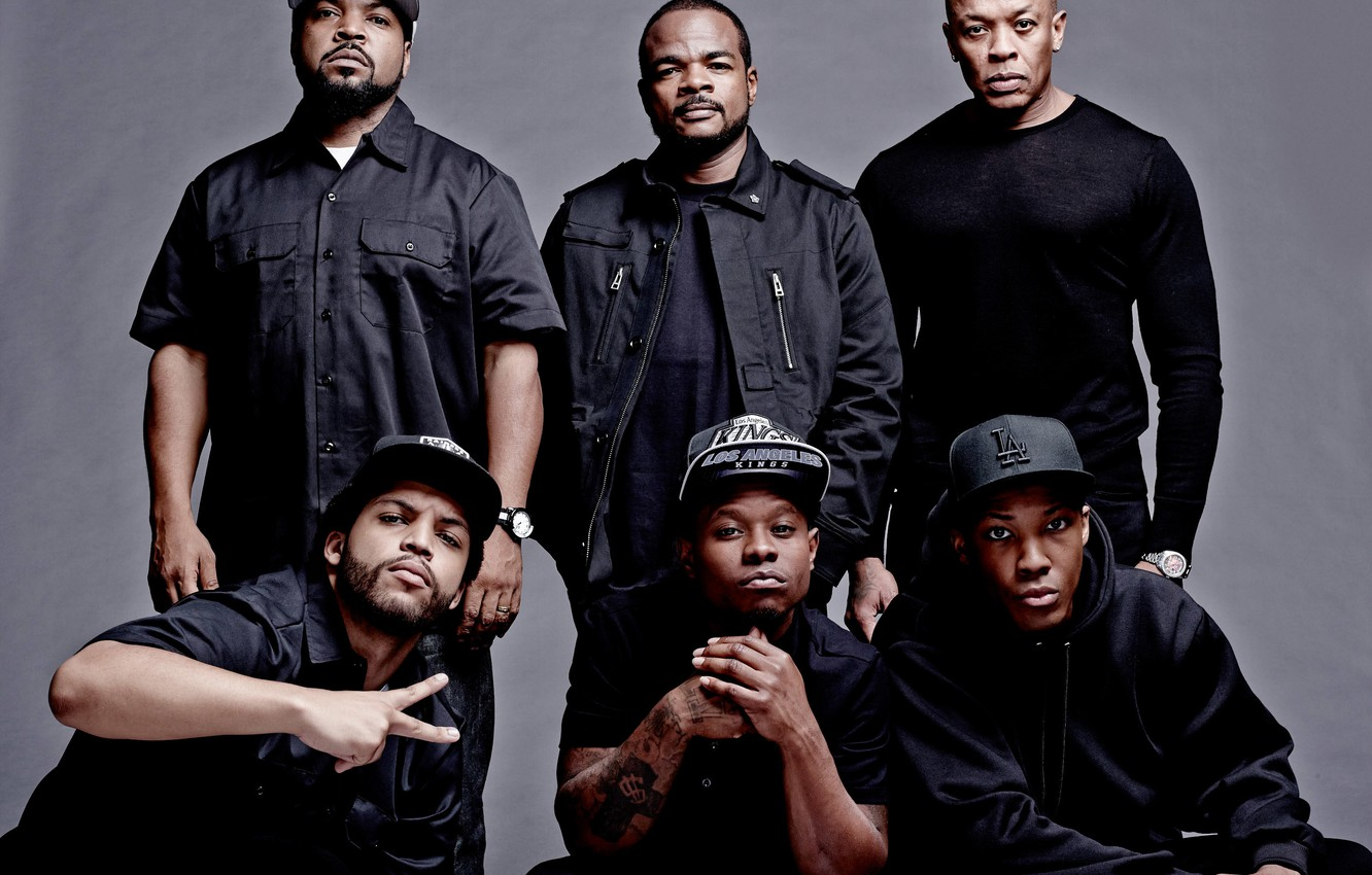 Wallpaper Actors Ice Cube N W A Dr Dre Straight Outta Compton