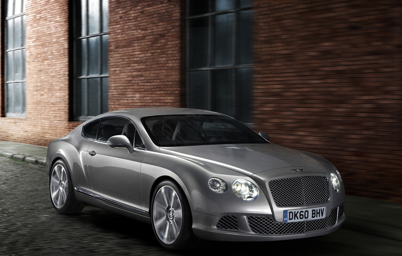 Photo wallpaper Bentley, continental