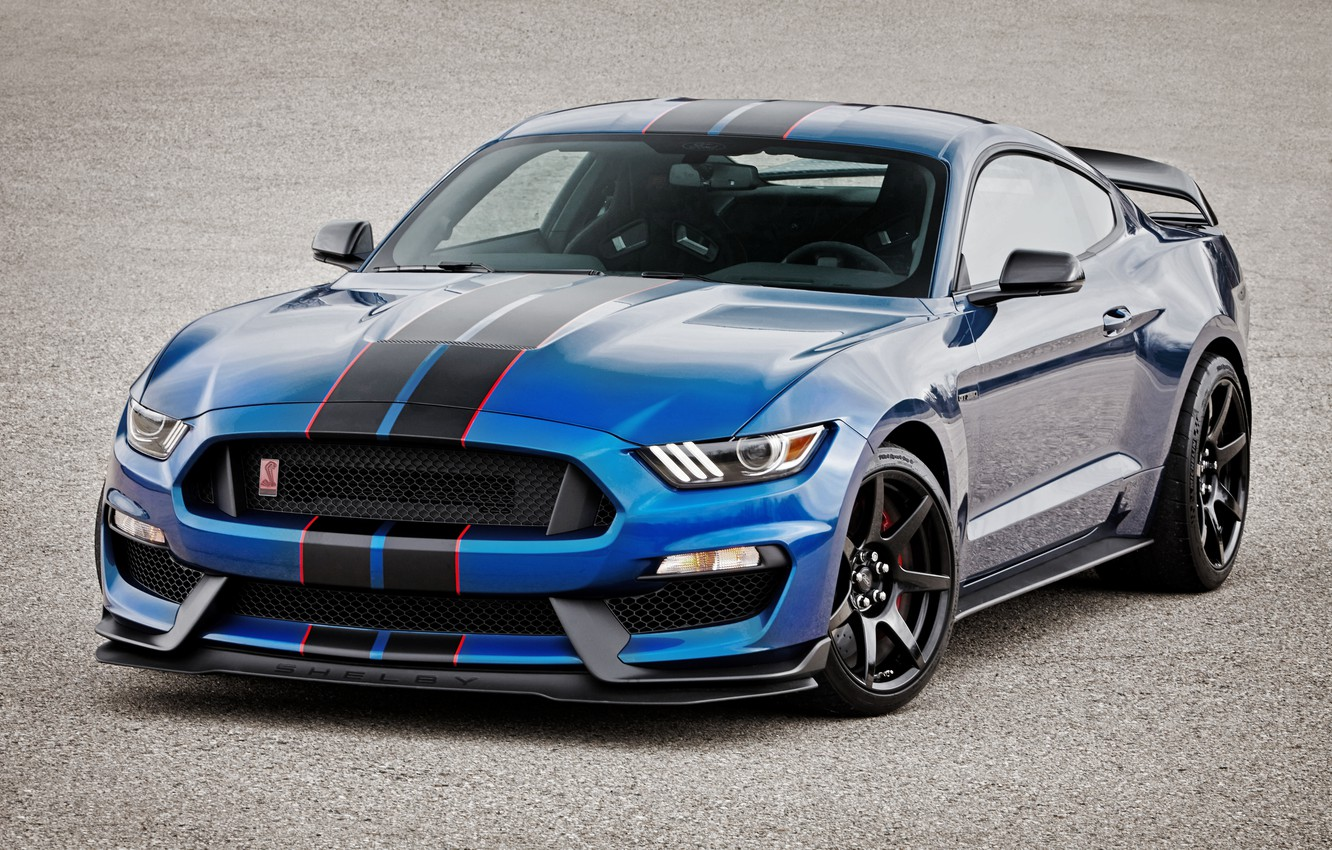 Photo wallpaper Mustang, Ford, Shelby, Mustang, Ford, Shelby, GT350R