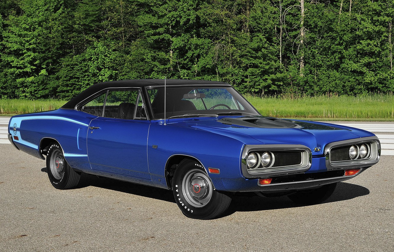 Photo wallpaper coupe, Dodge, Dodge, Coupe, 1970, Coronet