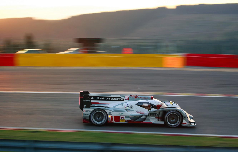 Wallpaper Race Sport Audi R18 Images For Desktop Section
