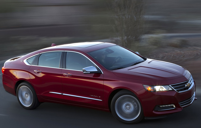 Photo wallpaper Chevrolet, hatchback, Impala