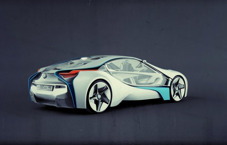 Photo wallpaper BMW, the concept car, Vision