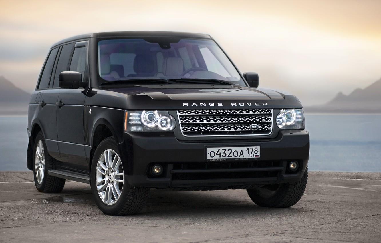 Photo wallpaper Jeep, Range Rover, Car, Car, SUV, SUV