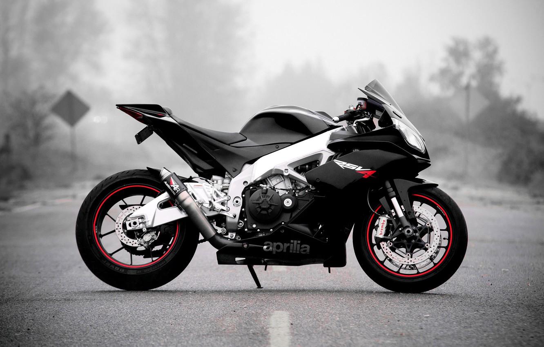 Photo wallpaper road, Moto, motorcycle, bike, moto, Aprilia