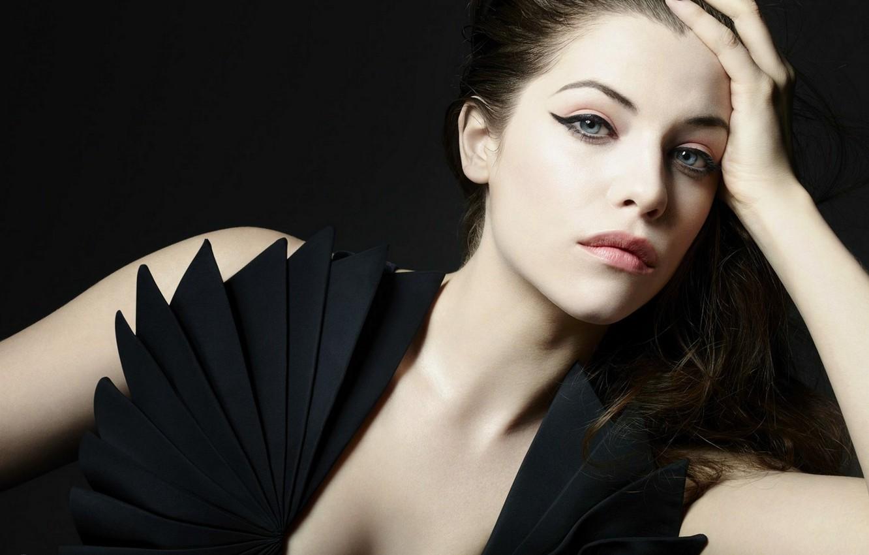 Photo wallpaper girl, actress, arrow, the series, Dracula, Jessica De Gau, Jessica De Gouw