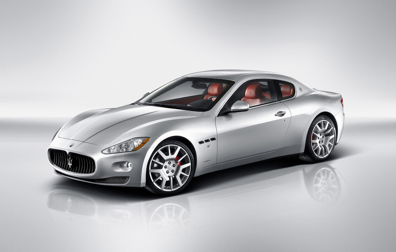 Photo wallpaper Maserati, coupe, GranTurismo