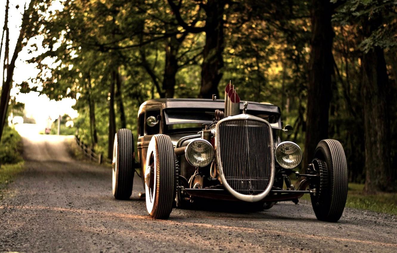 Photo wallpaper Ford, Machine, Model, Ford, Desktop, Car, Power, Car, Beautiful, Model, Hot Rod, Wallpapers, Beautiful, Power, …