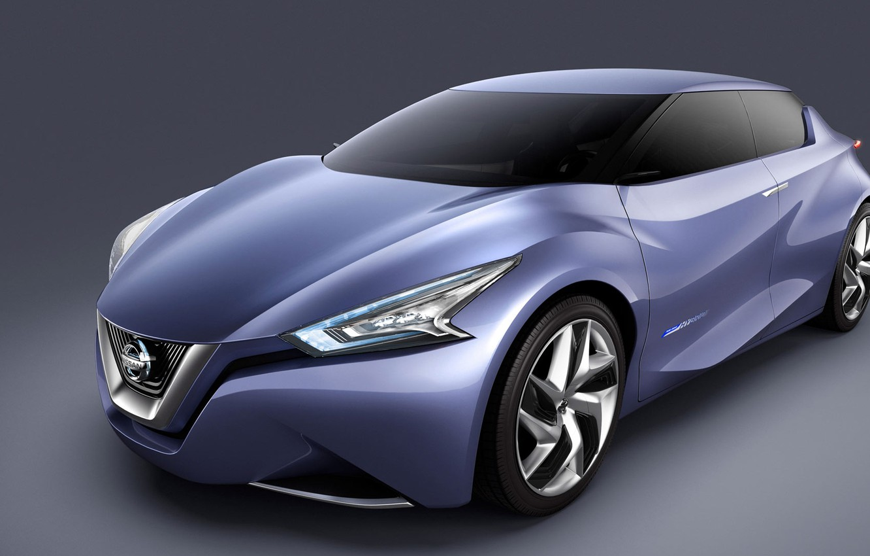 Photo wallpaper Concept, Nissan, Friend-ME