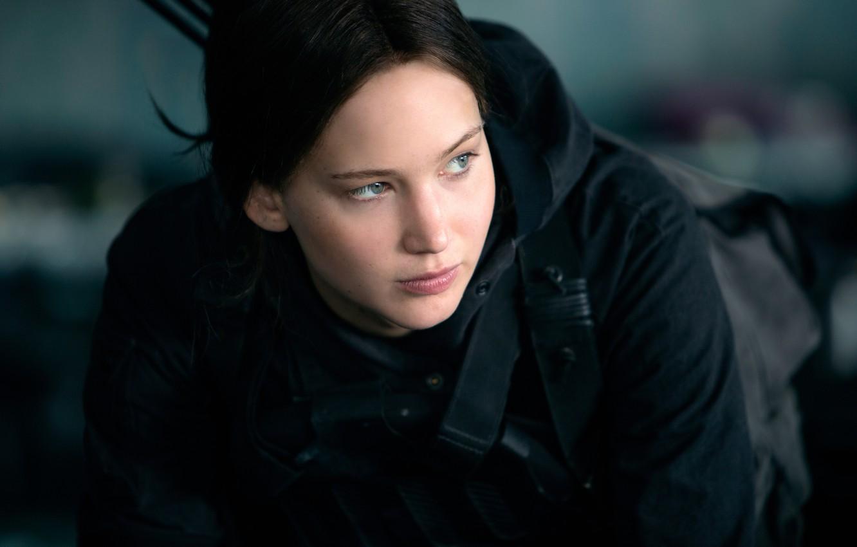 Photo wallpaper Jennifer Lawrence, Katniss Everdeen, The hunger games:mockingjay, The Hunger Games:Mockingjay - Part-2