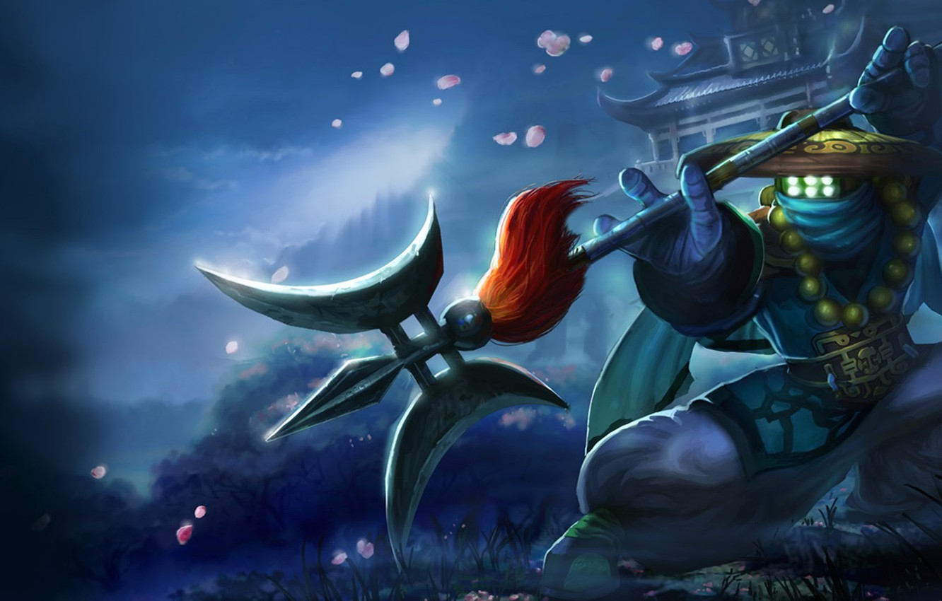 Wallpaper League Of Legends Jax Jax League Of Legends Images
