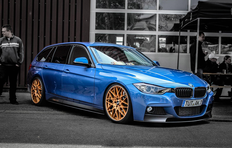 Photo wallpaper BMW, BMW, universal, touring, F11, 2015, 5-Series