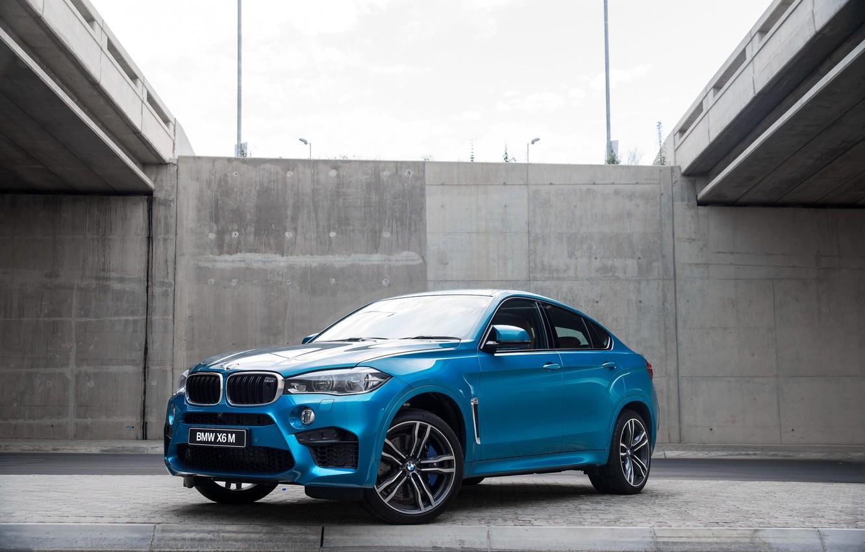 Photo wallpaper BMW, BMW, SUV, F16, 2015, ZA-spec