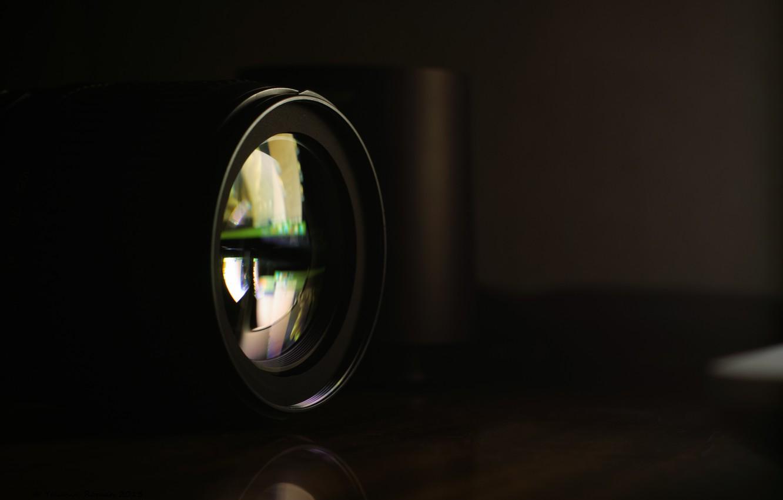 Photo wallpaper light, night, reflection, table, mood, shadow, lens, lens, photography, Yelunin Roman