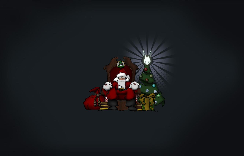 30+ Minimalist Christmas Wallpaper Desktop Pics