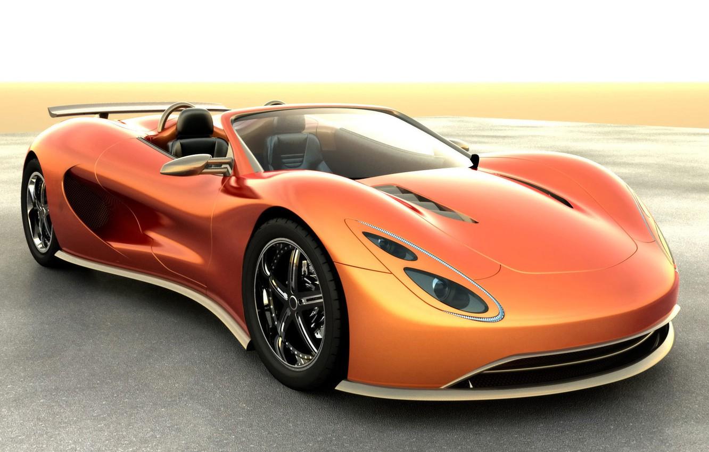 Photo wallpaper power, Ronn Motor, Scorpion Supercar