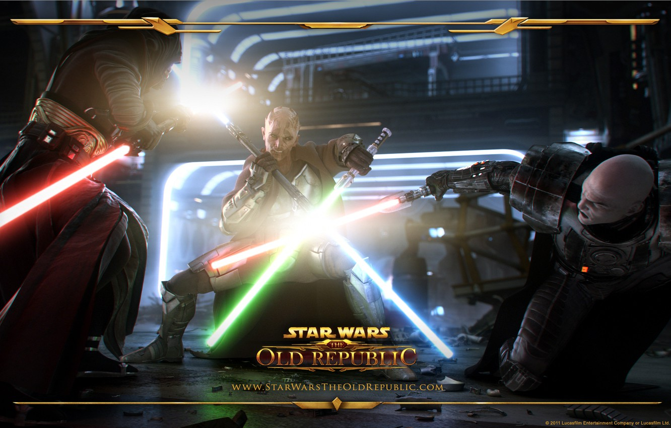 Wallpaper Star Wars Star Wars The Battle Jedi Lightsaber The Old Republic Jedi Sith Sith The Old Republic Images For Desktop Section Igry Download