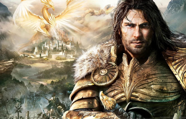 Fantasy Knight Portrait Art