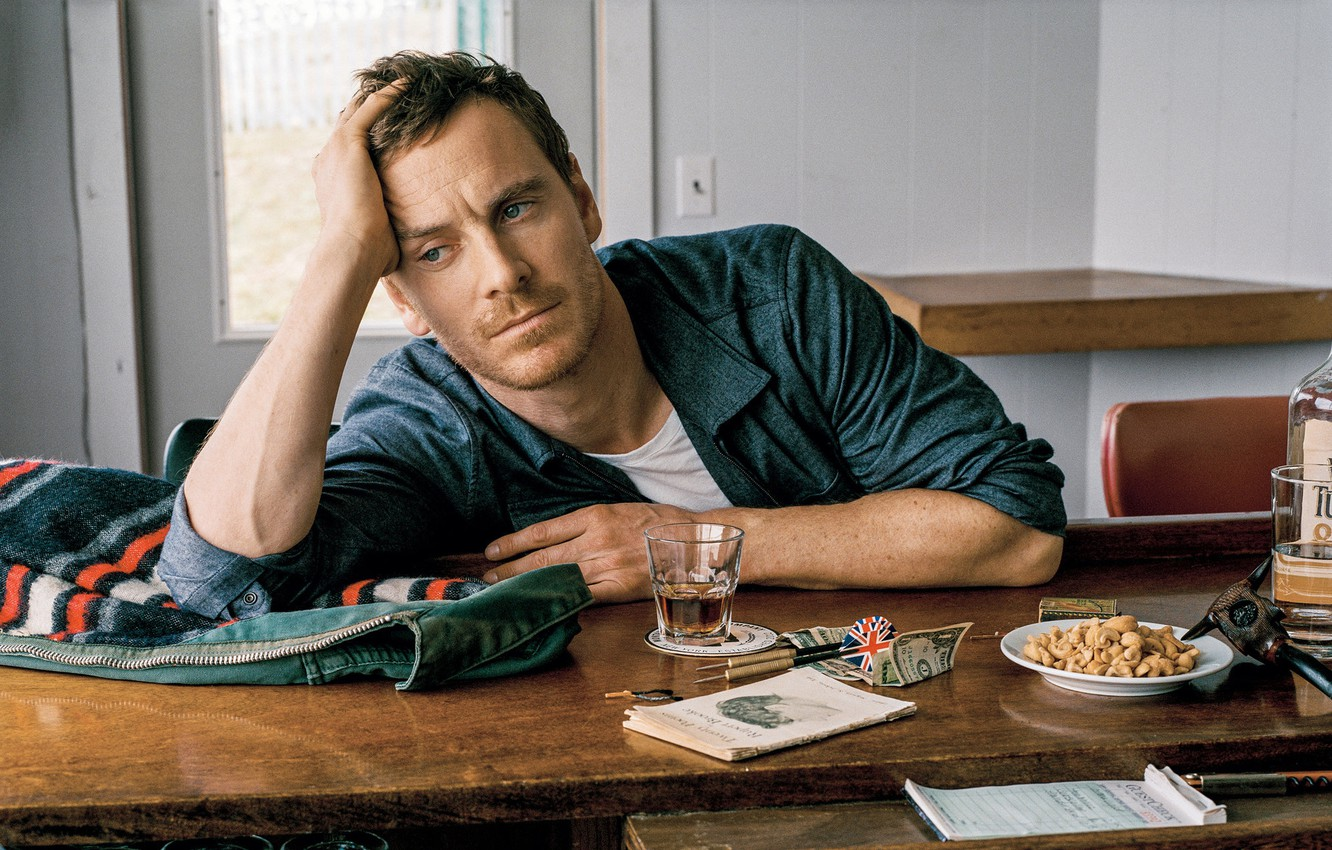 Photo wallpaper photographer, actor, photoshoot, Michael Fassbender, Michael Fassbender, NY Times Style, Bruce Weber