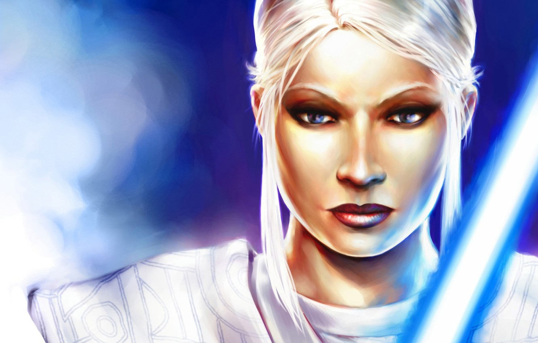 Wallpaper Star Wars Jedi Lightsaber Star Wars Knights Of The