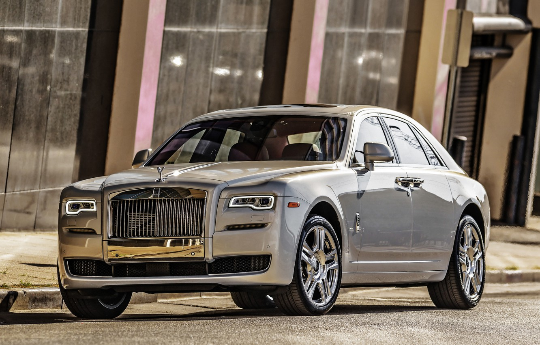 Photo wallpaper Rolls-Royce, Ghost, GOST, rolls-Royce