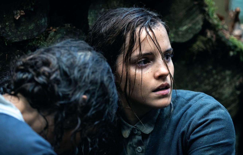 Photo wallpaper Emma Watson, Emma Watson, Colonia Dignidad, Colony Dignidad
