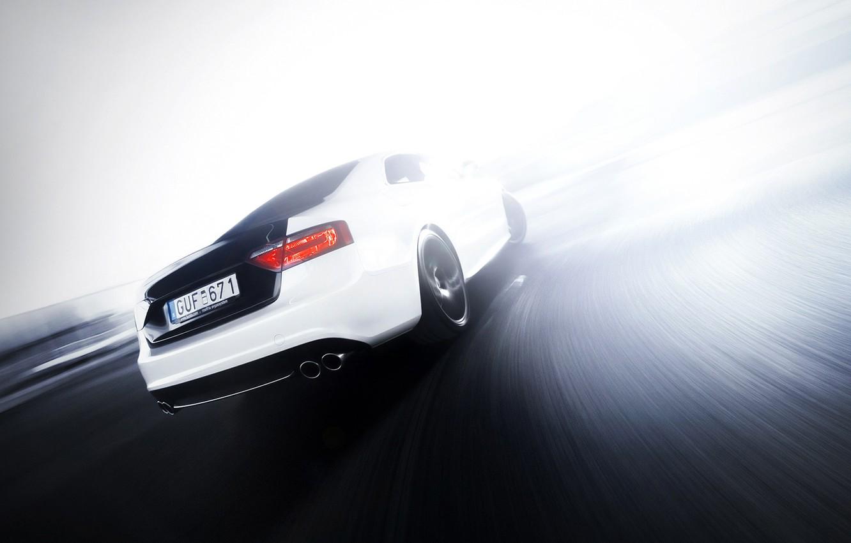 Photo wallpaper Audi, ABBOT