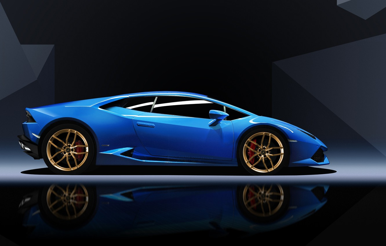 Photo wallpaper Lamborghini, sports car, Huracan, Lamborghini Huracan