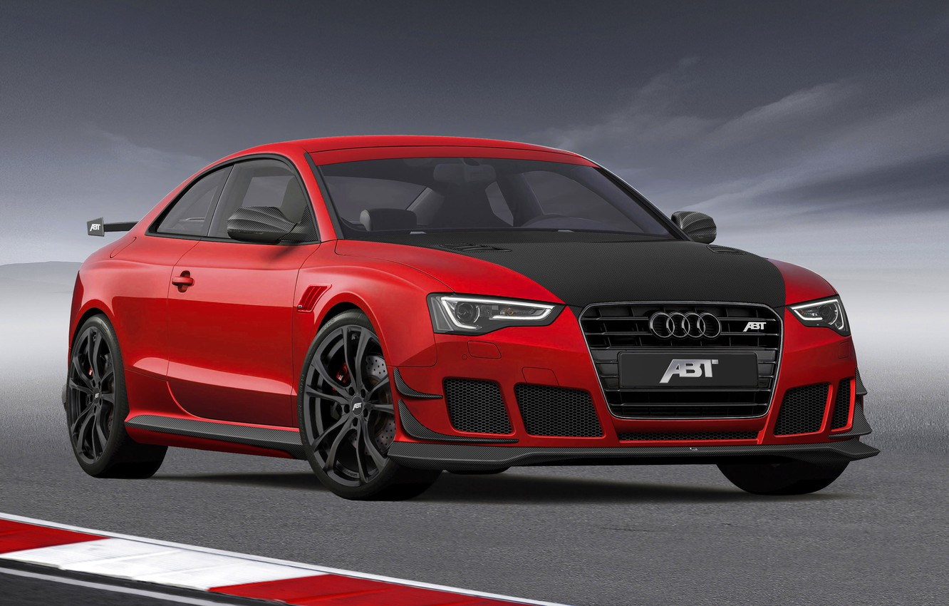 Photo wallpaper Audi, Audi, coupe, RS5, Coupe, ABBOT, 2015