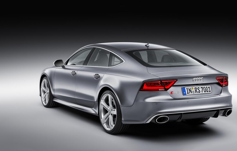 Photo wallpaper Audi, Sportback, 2014, RS7