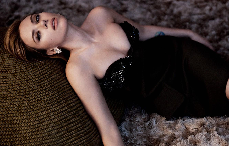 Photo wallpaper actress, Scarlett Johansson, blonde, Scarlett Johansson