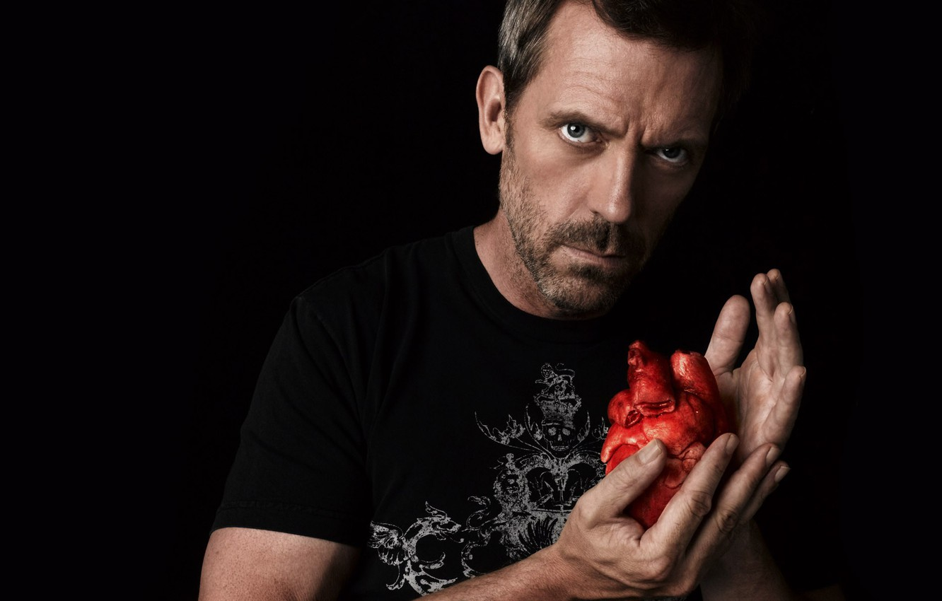 Wallpaper Dr House Md Actor Hugh Laurie Images For
