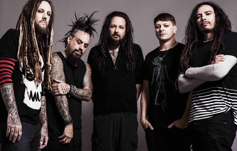 Wallpaper Music Music Head Grain Korn Nu Metal Nu Metal