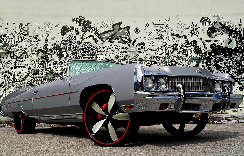 Photo wallpaper Cadillac, Cadillac, Fleetwood, Fleetwood