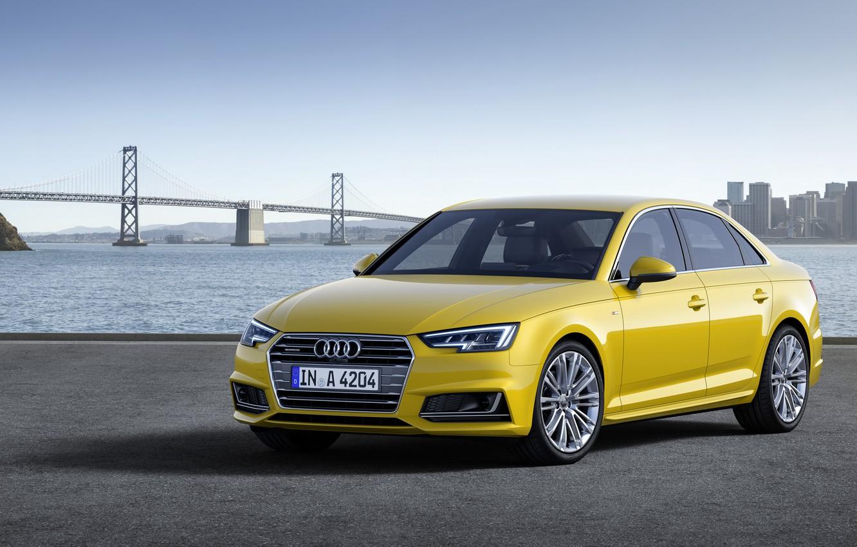 Photo wallpaper Audi, Audi, quattro, TFSI, 2015, S line