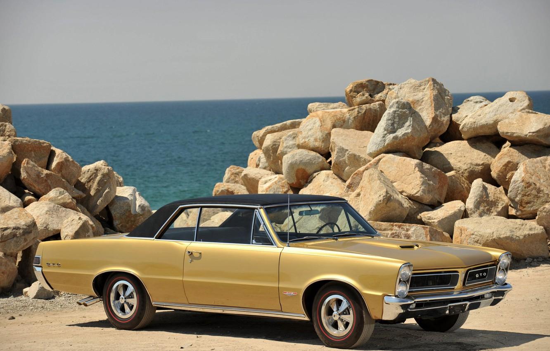 Photo wallpaper Pontiac, GTO, Muscle Car