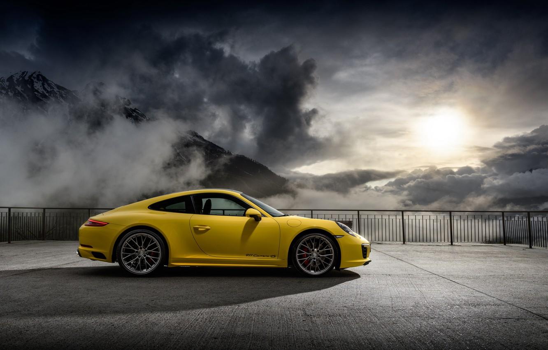 Photo wallpaper coupe, 911, Porsche, Porsche, Coupe, Carrera, Carrera